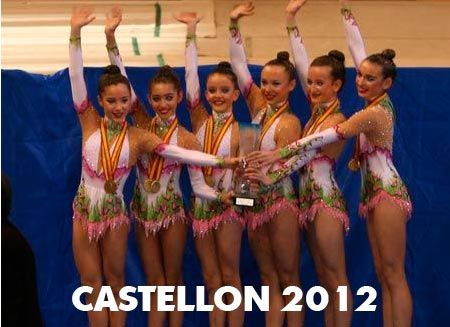pódium castellón 2012