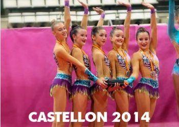 pódium castellón 2014