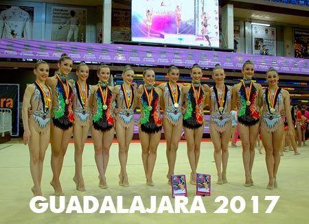 Pódium Guadalajara 2017